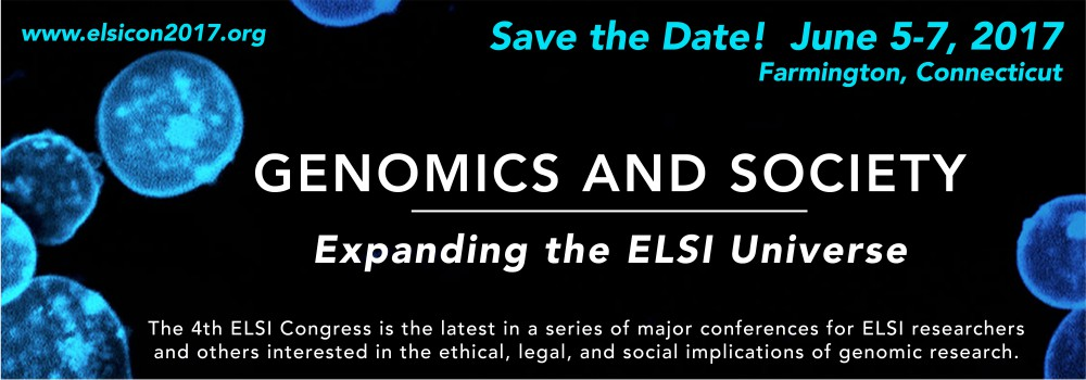 Genomics and Society: Expanding the ELSI Universe