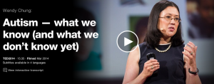 Wendy Chung: TED Talk March 2014