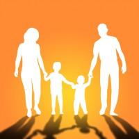 sillhouettefamily